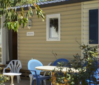 location mobil home 4 personnes en Corse