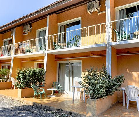 Vermietung Residenz Haute Corse